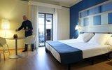 None Habitació twin Hotel Ciutat Barcelona